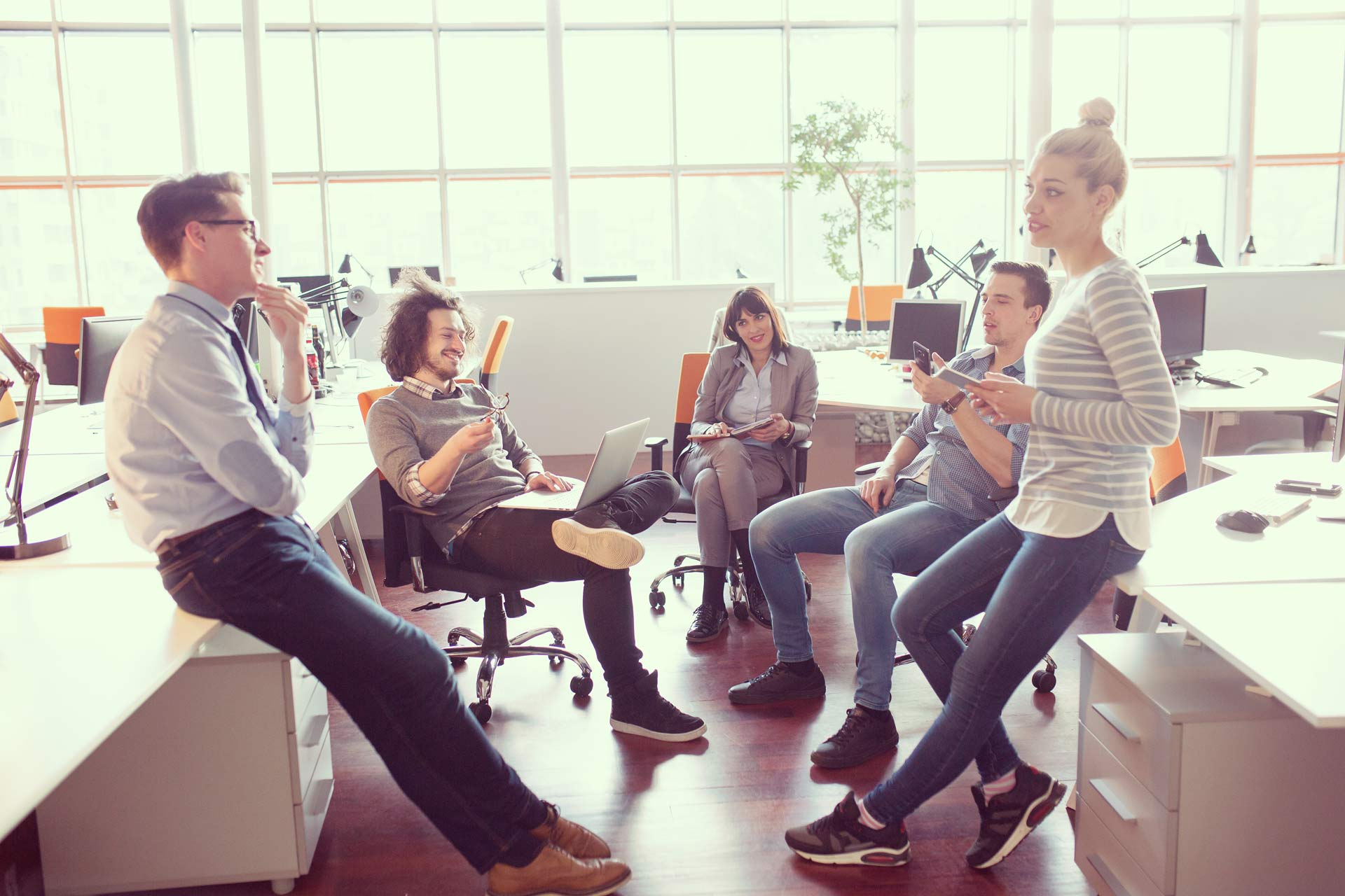 5 Team Building Activities Your Team Would Actually Love