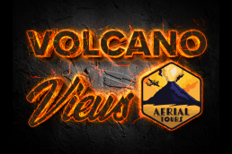 Volcano Views: Aerial Tours